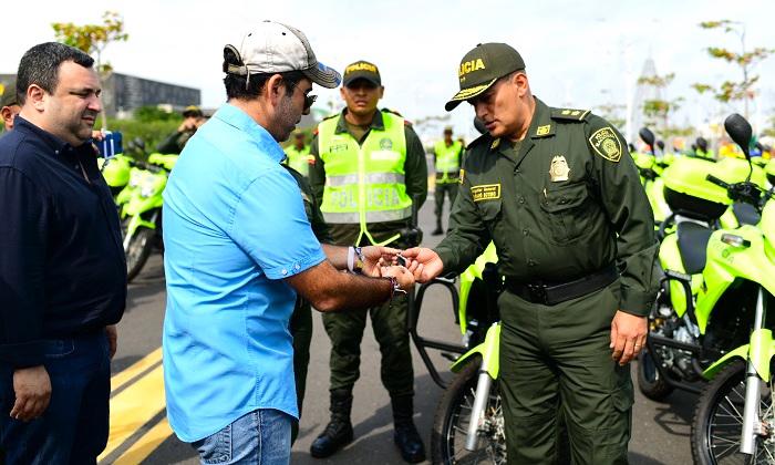 Política de seguridad Duque.