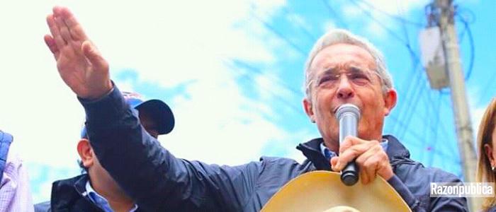 Discurso Álvaro Uribe Vélez.
