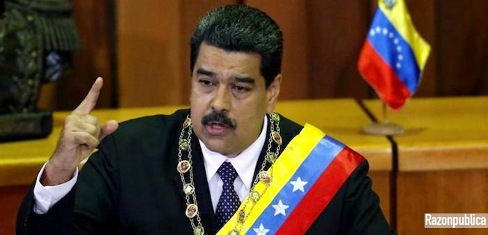 Elecciones Nicolas Madura