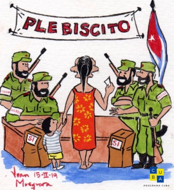 plebicito cuba 2019