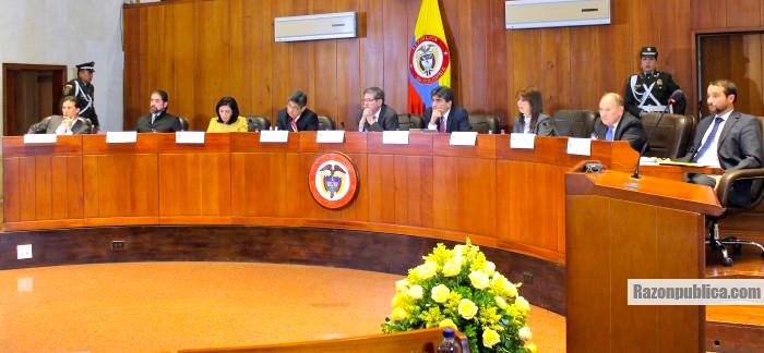 Corte constitucional colombia 2019