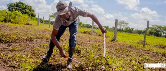Sin duda el punto más desfinanciado es el de la Reforma Rural Integral -también es el más costoso-