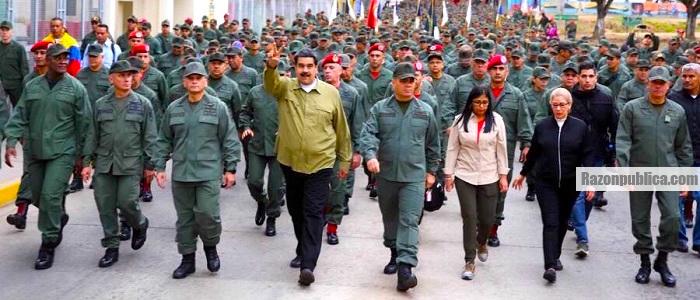 No es claro que Maduro salga del poder