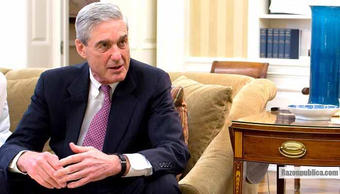 Robert Mueller presentó las pruebas contra Trump.
