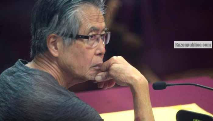 Alberto Fujimori a pesar del indulto sigue siendo investigado