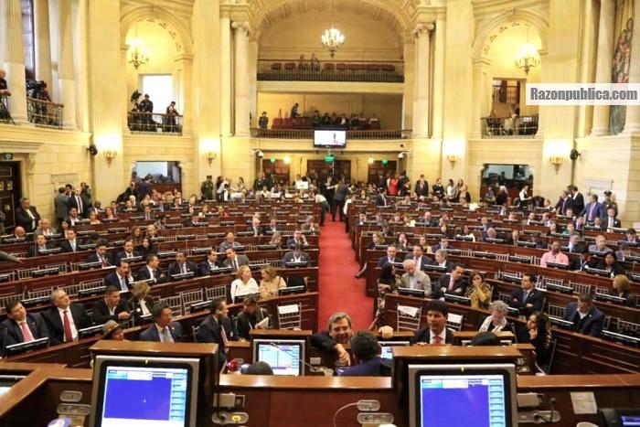 Congreso votación objeciones de la JEP.