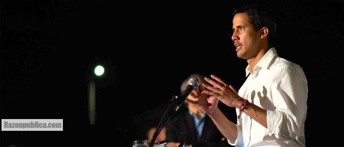 Juan Guaidó completó cien días como presidente