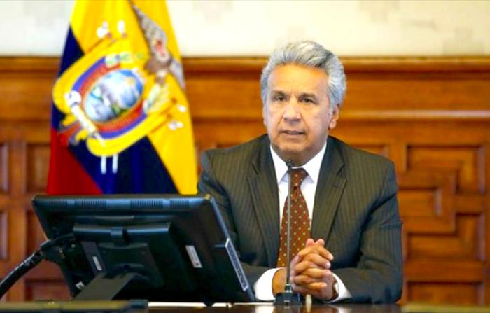 Lenín Moreno le retiró el asilo político a Julian Assange.