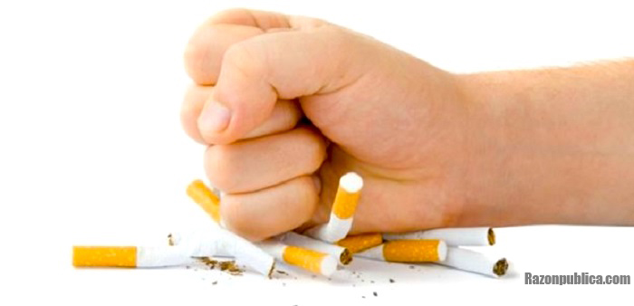 Prevención del consumo de tabaco.