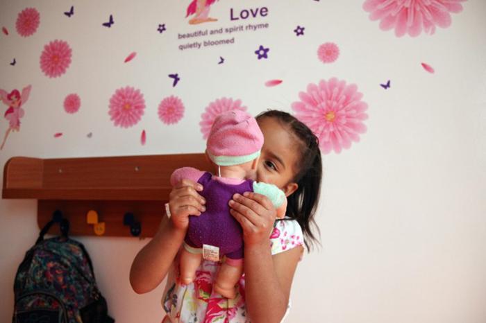 Protección de niños y niñas