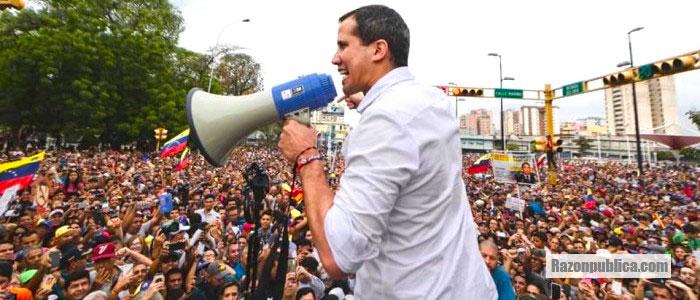 La esperanza del motín alentado por las marchas y manifestaciones no le ha funcionado a la oposición.