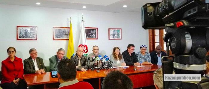 La participación política de la FARC sigue en riesgo.