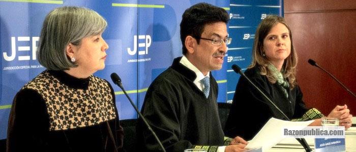 Declaración de la JEP sobre la decisión de no extradición de alias Jesús Santrich
