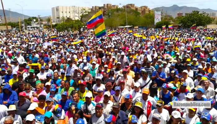 Marchas de la oposición el 1 de mayo ¿Está agotada la movilización como forma de sacar a Maduro?