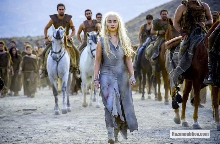 El papel de las mujeres en la serie es fundamental.