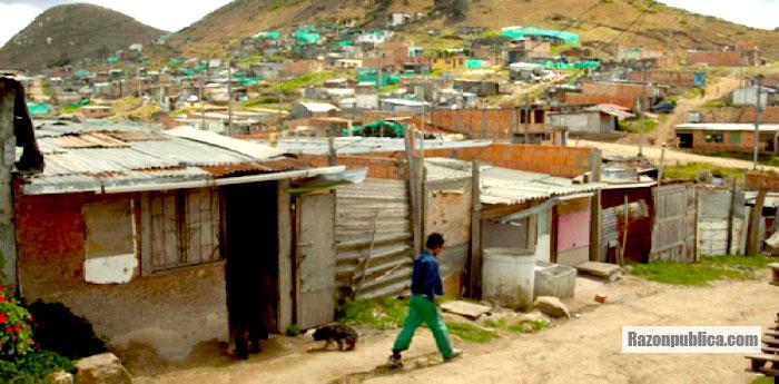 pobreza aumenta en América Latina.