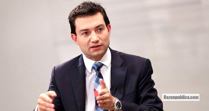 Carlos Felipe Córdoba, Contralor General de la Nacion.