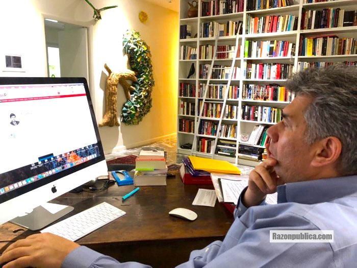 """Daniel Coronell fue despedido de Semana luego de publicar su columna """"La explicación pendiente"""""""