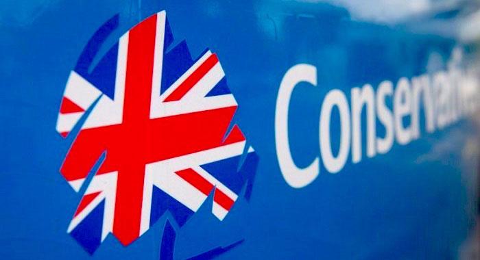 Partido Conservador Británico en Vía de extinción