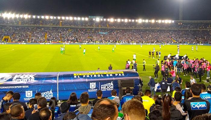 Estadio Bogota