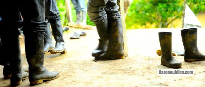 Tame, Arauca, en donde una disidencia de las Farc secuestró a un soldado.