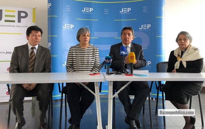 Martínez usó la institución para torpedear el proceso de paz