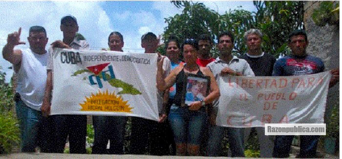 Partido de oposición Cuba Independiente y Democrática