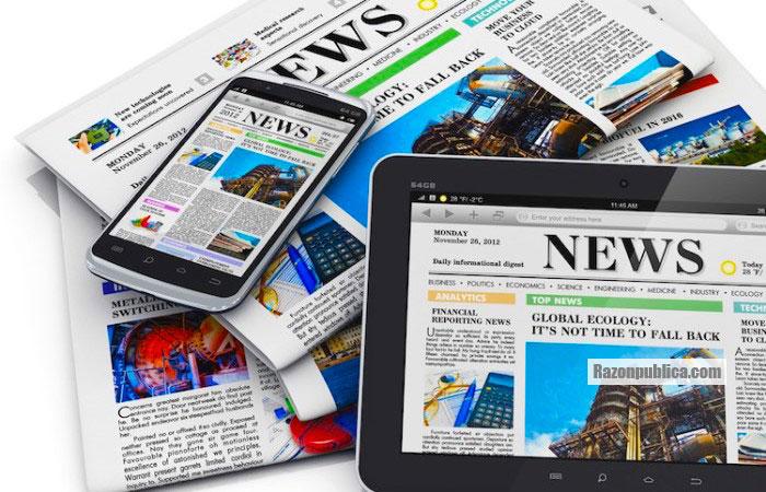 El periodismo hoy se enfrenta a un reto grande: seguir estando al servicio del público.