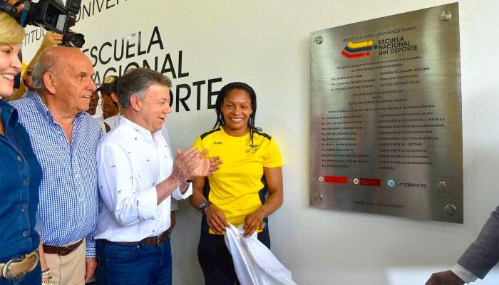 Santos fue el primero en pensar en la creacion de un Ministerio del Deporte