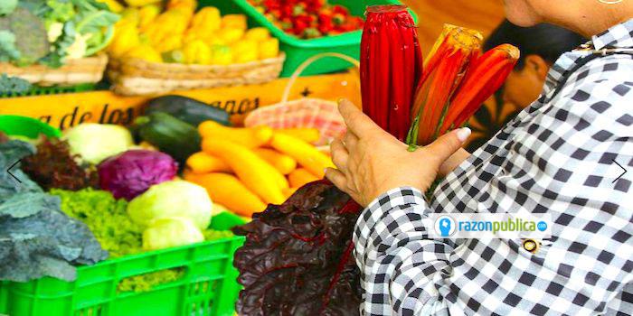 Los precios de los alimentos también se han visto afectadas por la inflación que ha aumentado por encima de las proyecciones del Banco de la República.