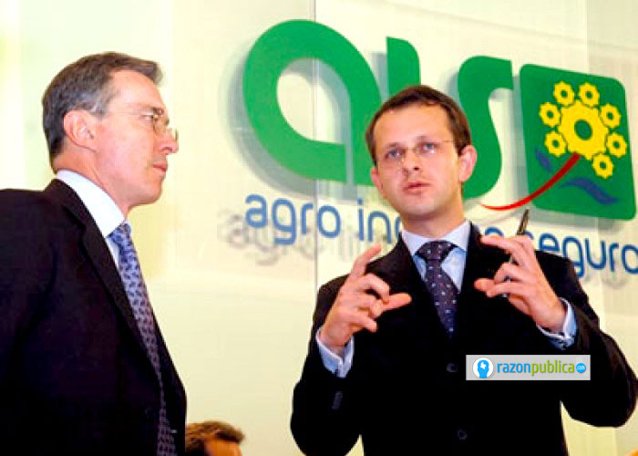 Andrés Felipe Arias fue condenado por dos delitos relacionados con el programa de Agro Ingreso Seguro.