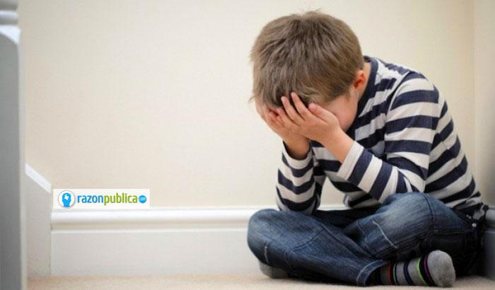 El 52% de los niños y niñas han sido castigados con violencia física