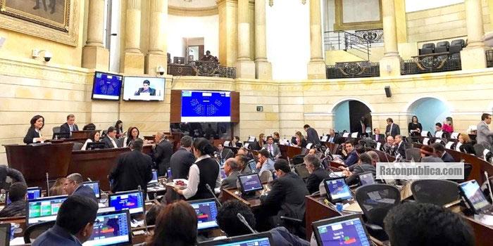 La agenda anticorrupción fue un fracaso en esta legislatura.