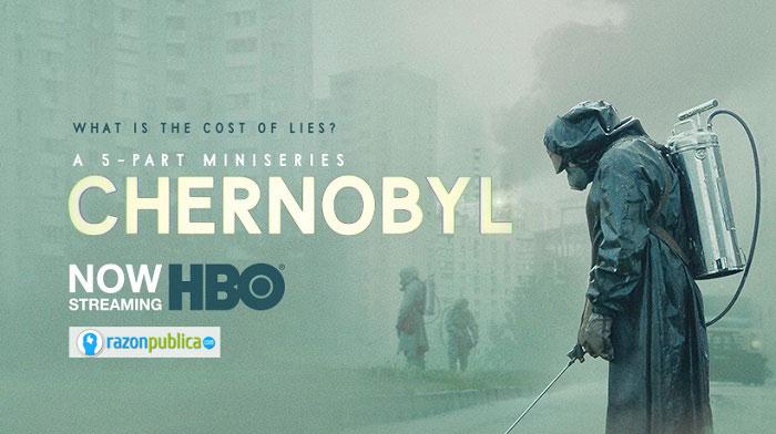 Portada de Chernobyl