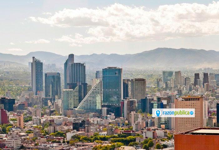 Ciudades en América Latina.