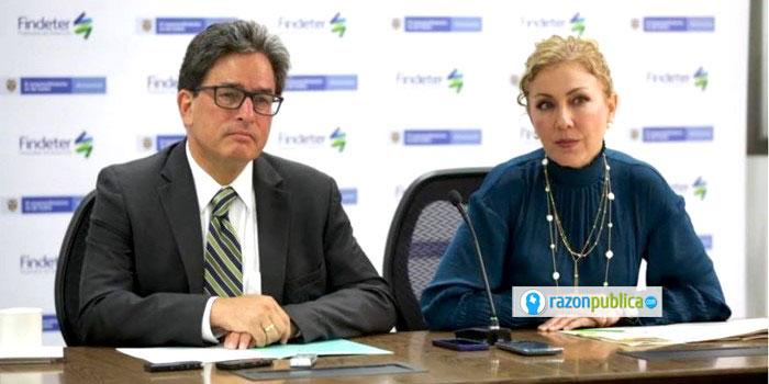 El Ministro Carrasquilla hará lo posible por enviar señales positivas a las calificadoras de riesgo.