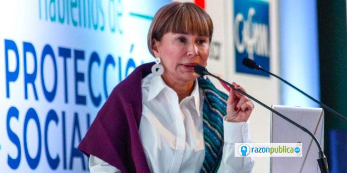 La ministra Alicia Arango presentó una propuesta para flexibilizar las normas laborales en Colombia.