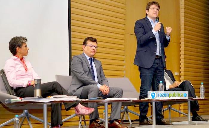 Entre Claudia López, Miguel Uribe, Carlos F. Galán y Hollman Morris está el próximo alcalde