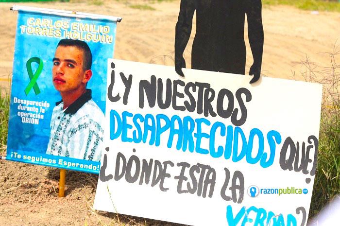 Las recientes investigaciones apuntan que la desaparición fue una política tanto de paramilitares como de la fuerza estatal.