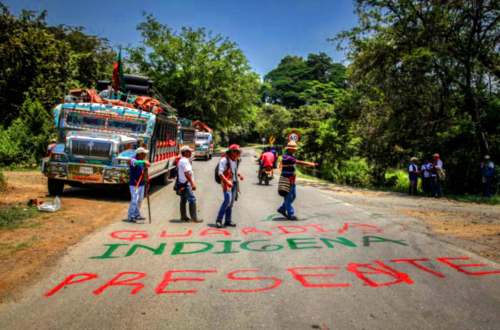 Los indígenas han peleado por décadas por su supervivencia contra actores armados ilegales y la desidia del Estado.