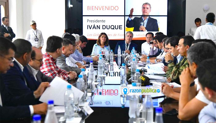 El gobierno colombiano mantiene una política de puertas abiertas a los migrantes venezolanos.