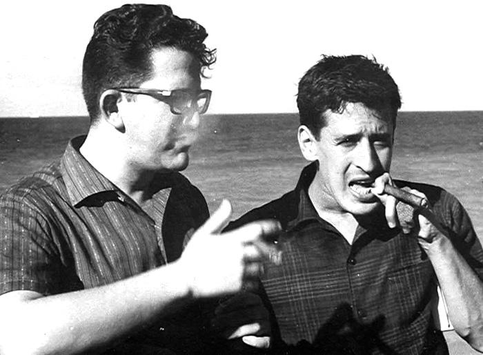 Heberto Padilla y Roque Dalton