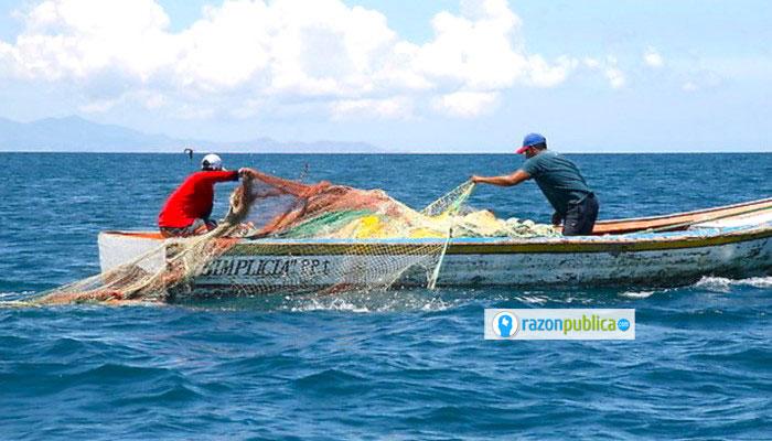 Pescadores de Buenaventura.