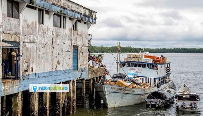 Los costos del dragado del puerto no hay quién los financie.