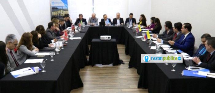 Colombia ha intentado posicionar el tema de la migración venezolana como un asunto regional.