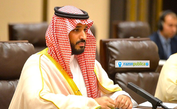 príncipe Mohamed Bin Salaman