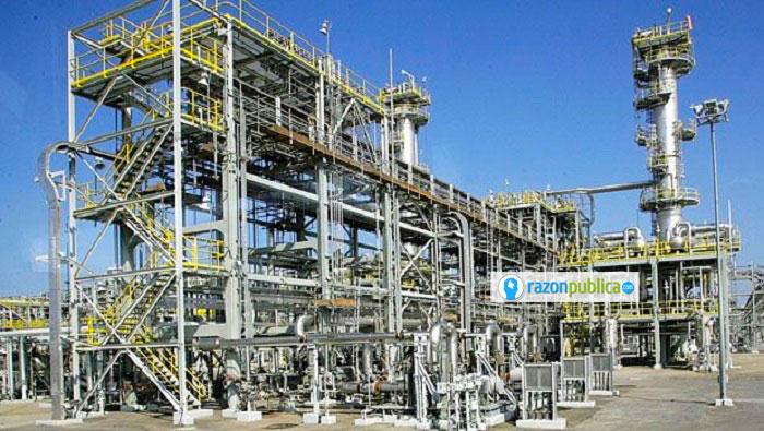 Con el ataque se redujeron un 5 por ciento las producciones petroleras de todo el mundo.