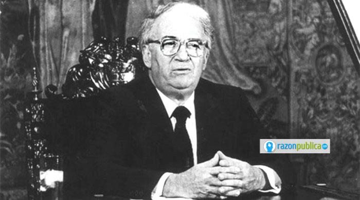 Belisario Betancur nunca fue procesado por los hechos del Palacio de Justicia, pero asumió su responsabilidad política.
