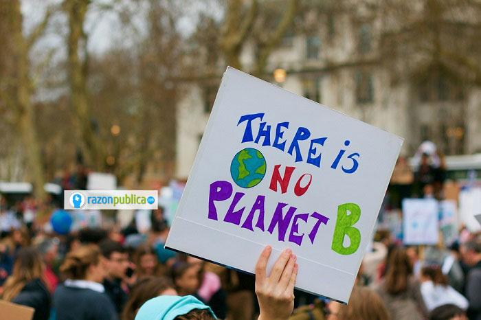 Marchas contra el cambio climático.