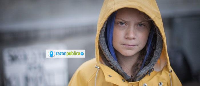 Greta Thunberg nos hizo recordar que nuestra arma más grande contra el cambio climático es el voto.